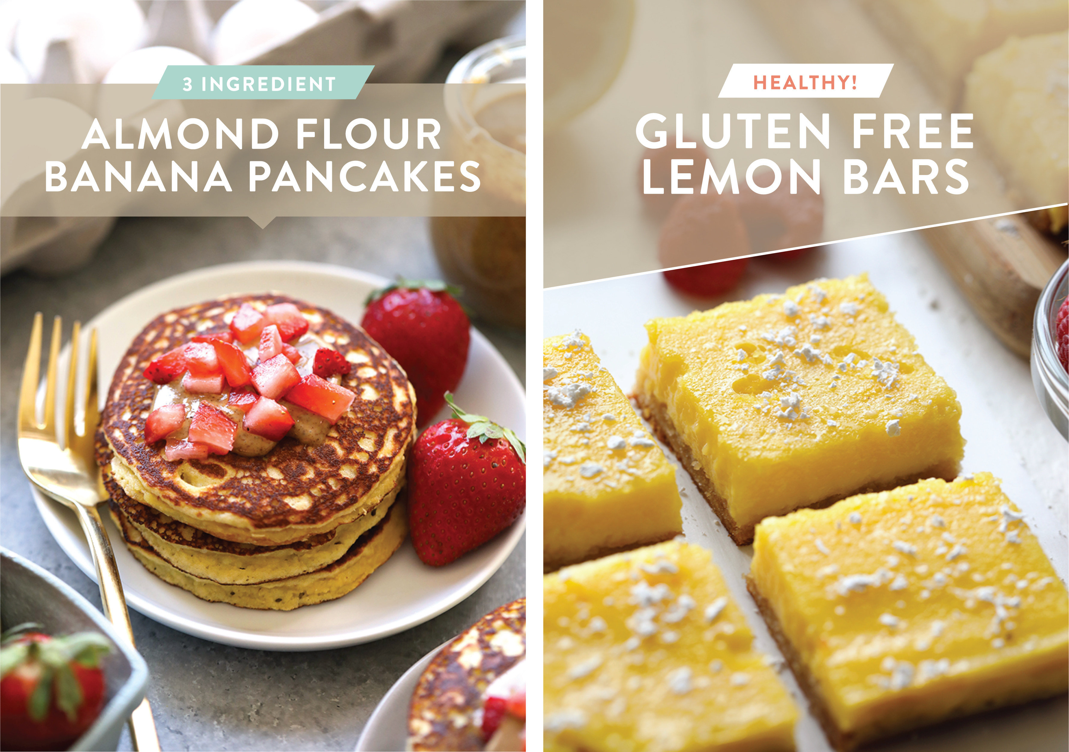 Graphic Designer and Brand Stylist, Melissa Rose, is showing you 6 Ways To Infuse Your Blog Color Palette into Your Blog's Branding. #foodblog | #blogdesign | www.melissarosedesign.com