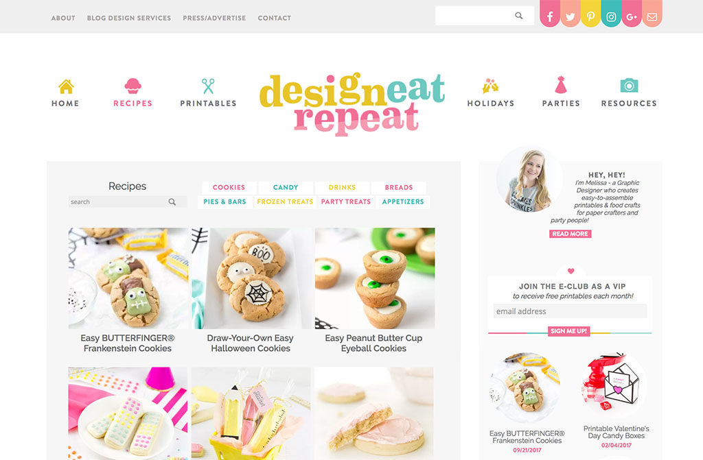 custom-wordpress-food-blog-designer-1024x671