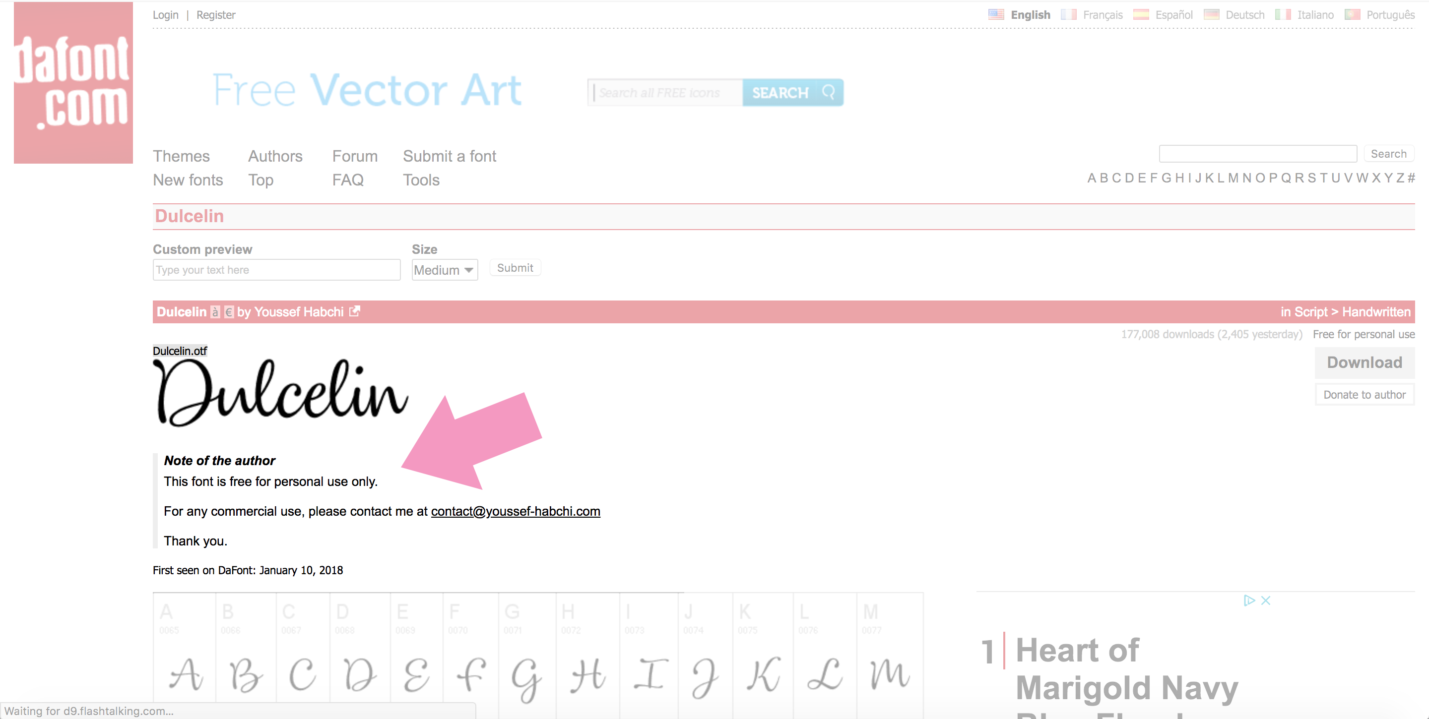 A Breakdown Of Font Licensing For Bloggers Melissa Rose Design